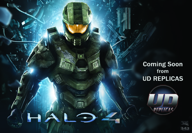 HALO COMING SOON