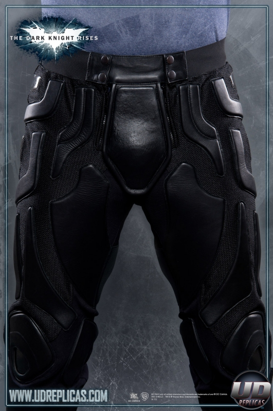 ... The Dark Knight Rises™ - BATMAN™ Leather Motorcycle Suit Image 13 ... & The Dark Knight Rises™ - BATMAN™ Leather Motorcycle Suit