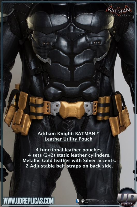 batman arkham knight suit