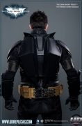 The Dark Knight Rises™ - Batman Leather Motorcycle Back Pack Image 9