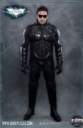 The Dark Knight Rises™ - BATMAN™ Leather Motorcycle Suit  Image 6