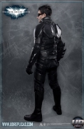 The Dark Knight Rises™ - BATMAN™ Leather Motorcycle Suit  Image 5