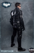 The Dark Knight Rises™ - BATMAN™ Leather Motorcycle Suit  Image 4