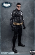 The Dark Knight Rises™ - BATMAN™ Leather Motorcycle Suit  Image 2