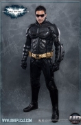 The Dark Knight Rises™ - BATMAN™ Leather Motorcycle Suit  Image 3