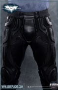 The Dark Knight Rises™ - BATMAN™ Leather Motorcycle Suit  Image 13