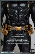 BATMAN™: Arkham Knight - Leather Motorcycle Suit  Image 13