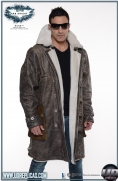 The Dark Knight Rises™ - BANE™ - Movie Replica - Leather Trench Coat Image 4