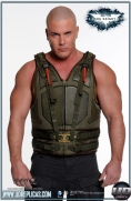 The Dark Knight Rises™ - BANE™ Leather Jacket with Vest Image 11