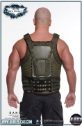 The Dark Knight Rises™ - BANE™ Leather Jacket with Vest Image 14