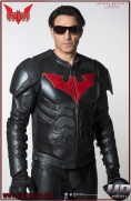 Batman Beyond Leather Jacket Image 2