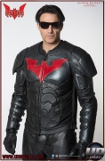 Batman Beyond Leather Jacket Image 3
