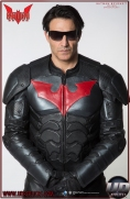 Batman Beyond Leather Jacket Image 7