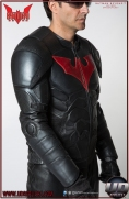 Batman Beyond Leather Jacket Image 8
