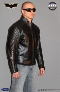 Batman Begins™ Leather Street Jacket Image 2