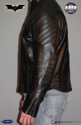 Batman Begins™ Leather Street Jacket Image 6