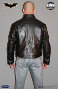 Batman Begins™ Leather Street Jacket Image 4