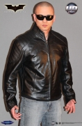 Batman Begins™ Leather Street Jacket Image 7