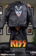 KISS™ The Demon - LUV GUN Leather Street Jacket Image 11