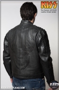 KISS™ The Demon - LUV GUN Leather Street Jacket Image 4
