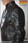 KISS™ The Demon - LUV GUN Leather Street Jacket Image 9