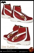 The Flash - Official Leather High Tops  Image 3