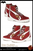 The Flash - Official Leather High Tops  Image 2
