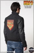 KISS™ ARMY Jacket: With Removable Sleeves Image 4