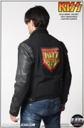 KISS™ ARMY Jacket: With Removable Sleeves Image 5