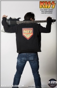 KISS™ ARMY Jacket: With Removable Sleeves Image 8