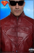 Superman™ Leather Street Jacket Image 5