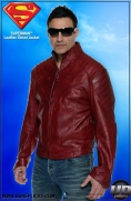 Superman™ Leather Street Jacket Image 6