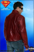 Superman™ Leather Street Jacket Image 7
