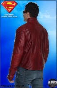 Superman™ Leather Street Jacket Image 9