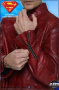 Superman™ Leather Street Jacket Image 10