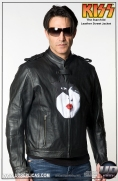 KISS™ STARCHILD - Leather Street Jacket Image 2