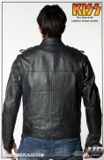 KISS™ STARCHILD - Leather Street Jacket Image 6