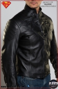 Superman™ DARK Leather Street Jacket  Image 2
