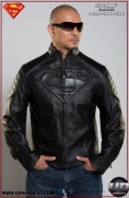 Superman™ DARK Leather Street Jacket  Image 4
