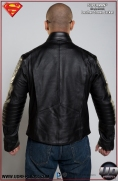 Superman™ DARK Leather Street Jacket  Image 5