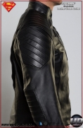 Superman™ DARK Leather Street Jacket  Image 6