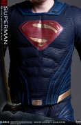 SUPERMAN™ Dawn of Justice - Leather Motorcycle Suit Image 6
