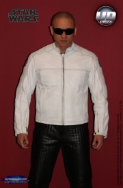 STAR WARS™: Empire Racing Jacket - WHITE