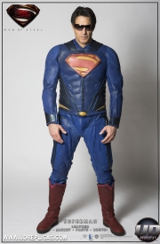 MAN OF STEEL: Superman™ A
