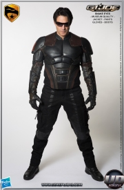 Snake Eyes: MUSEUM Quality Replica Suit