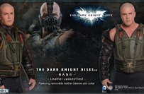 The Dark Knight Rises™ - BANE™ Leather Jacket with Vest