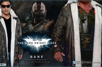 The Dark Knight Rises™ - BANE™ Leather Trench Coat