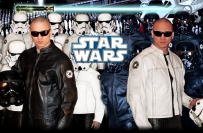STAR WARS - EMPIRE: Racing Jacket