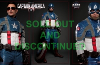 Captain America: The First Avenger SOLD OUT/DISCONTINUED
