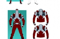 Captain CANUCK - Coming soon from UD Replicas.